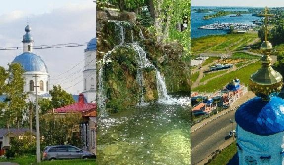 Елабуга - Красный Ключ -  Чистополь, 10-11.07